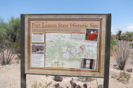 Ft. Leaton State Historic Site