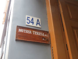 Mother Theresa's Museum
