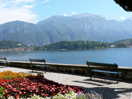 Lake Como from Villa Carlotta