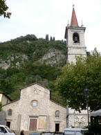 Church in Varenna
