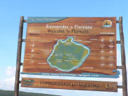 Welcome to Floreana