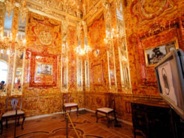 Amber Room Catherine's Palace