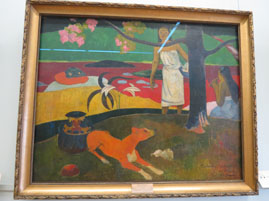 Paul Gauguin – 1892 – from his first stay in Tahiti