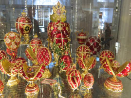 Gift Shop at Catherine's Palace