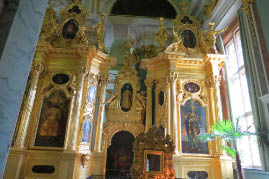 Towering Iconostasis