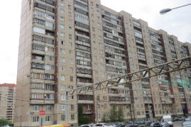 Khrushchev Apartments
