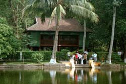 HCM Stilt House